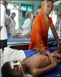 Ấn Độ: Gần 400 trường hợp thiệt mạng do viêm não