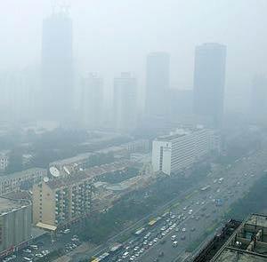 LHQ: Ô nhiễm không khí đe dọa Olympic Bắc Kinh
