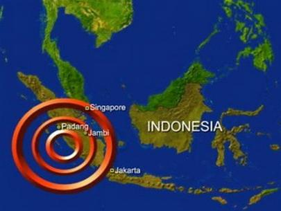 Động đất mạnh, Indonesia cảnh báo sóng thần