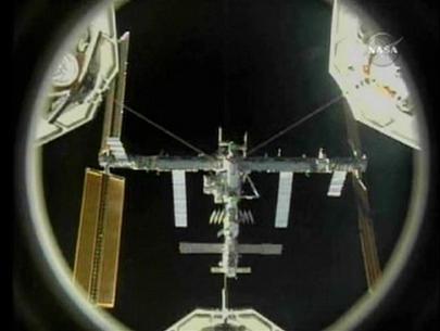 ISS có thêm khoang mới