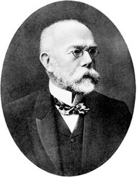 Nhà bác học R. Koch