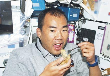 Côn trùng... lương thực của phi hành gia trong tương lai