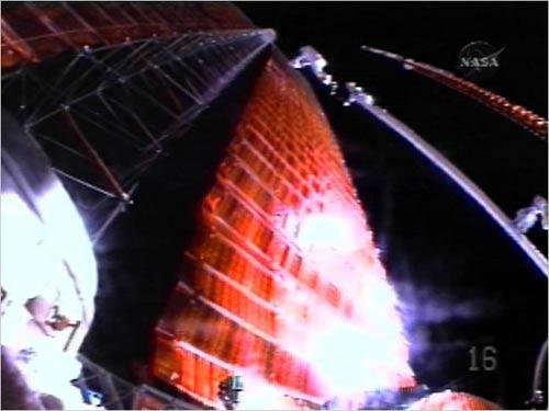 Giải cứu Trạm vũ trụ quốc tế