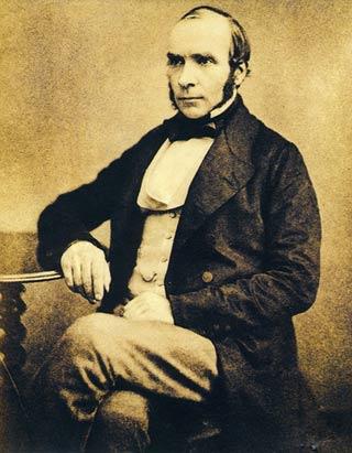 John Snow - người đầu tiên tìm ra mối liên quan giữa bệnh tả và nguồn nước.