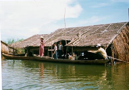 Hiện tượng La Nina tiếp tục kéo dài đến đầu năm 2008