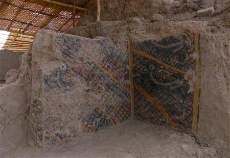 Phát hiện ngôi đền cổ 4000 năm ở Peru