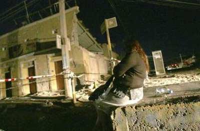 Động đất kinh hoàng ở Chile
