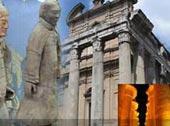 Những thành phố tráng lệ nhất thế giới cổ xưa
