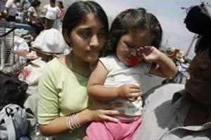 Trung Mỹ: tiếp tục động đất
