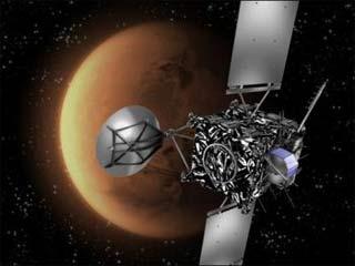 Khi tàu vũ trụ bị nhầm là thiên thạch gần Trái đất