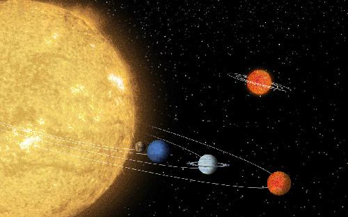 Có thể có sự sống trên chòm sao Cự giải?