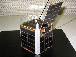 Công nghệ vũ trụ: Bắt đầu với vệ tinh pico nặng 1kg