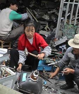 Ác mộng rác thải điện tử