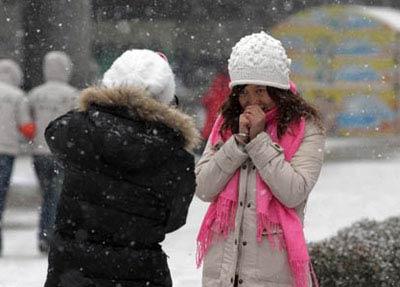 Trung Quốc đóng cửa các sân bay vì bão tuyết