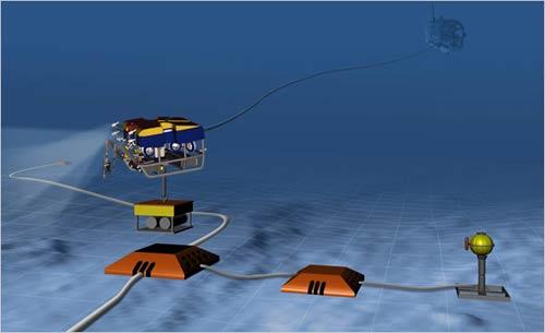 Khám phá đại dương bằng công nghệ cao