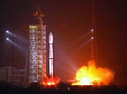 Trung Quốc sẽ tự chế tạo các vệ tinh của mình