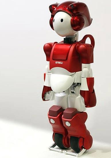 Robot EMIEW 2