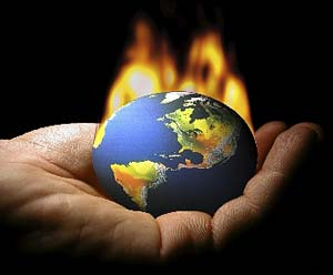 Biến đổi khí hậu đe dọa cuộc sống nhân loại