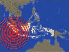 Động đất ở Indonesia: 1 người chết, 45 người bị thương