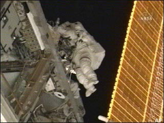 Trạm ISS đã sẵn sàng đón tàu Atlantis