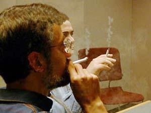 Hút thuốc gây hói đầu