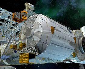 ESA có khoang riêng trên ISS