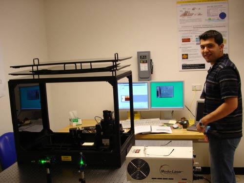 Bộ nhớ quang - từ nanolaser đạt ngưỡng 1 Tbit/inch2