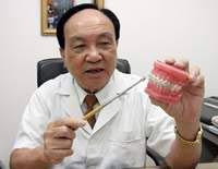GS, TS Trần Văn Trường được ABI bầu chọn là nhân vật của năm 2007