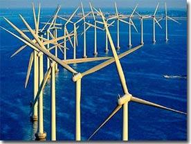 Lưới điện sử dụng năng lượng gió
