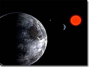 Hành tinh có thể có sự sống thực sự