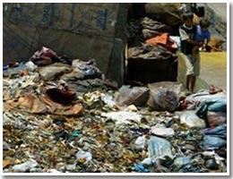 Cải tiến phương tiện thu rác thải sinh hoạt