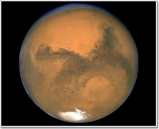 Thiên thạch sẽ đụng sao Hỏa cuối tháng 1-2008