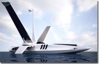 Volitan - siêu thuyền của tương lai