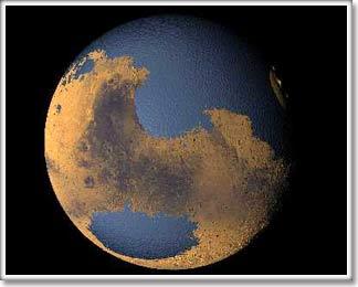 Sulfur dioxide giúp duy trì dòng chảy trên sao Hỏa