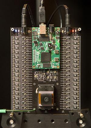 Máy ảnh 3 chiều mới sẽ có 12.616 ống kính