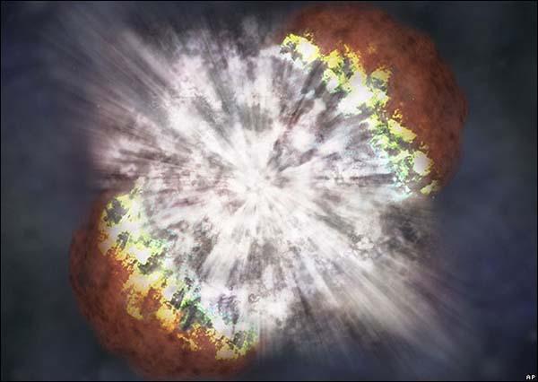 Bí ẩn về những ngôi sao khổng lồ: Chúng có phát nổ hay không?