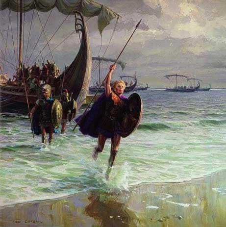 Giả thiết mới về những di vật của Alexander Đại đế?