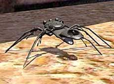 Cuối năm nay, robot côn trùng sẽ ra trận