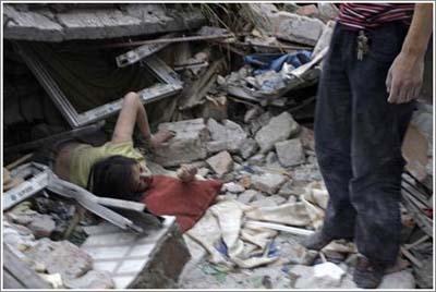 Gần 10.000 người chết vì động đất ở Trung Quốc (*)