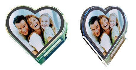 Màn LCD hình trái tim
