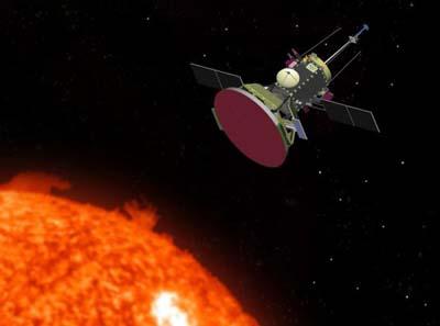 Dự án tàu vũ trụ thám hiểm mặt trời