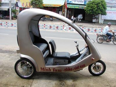 Xe điện: Chạy 60 km chỉ tốn... 3.000 đồng tiền điện
