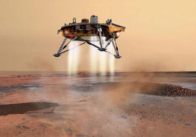 Tàu thăm dò sao Hỏa Phoenix và nỗi lo thất bại