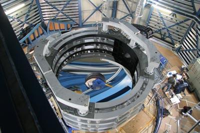 VISTA: Kính viễn vọng tương lai của ESO