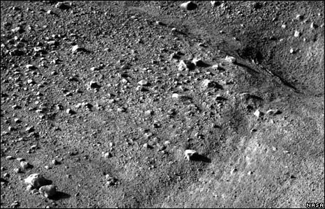 Những bức ảnh lịch sử truyền về từ Sao Hỏa