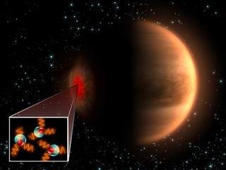 Khám phá phân tử quan trọng trong bầu khí quyển sao Kim