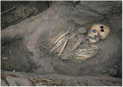 Di tích 1.000 mộ cổ độc đáo ở Colombia