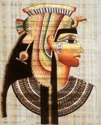 Phát hiện tượng nữ hoàng Cleopatra