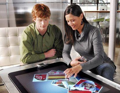 Windows 7 sẽ điều khiển bằng... màn cảm ứng