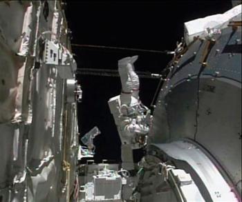 ISS có phòng thí nghiệm lớn và hiện đại nhất
